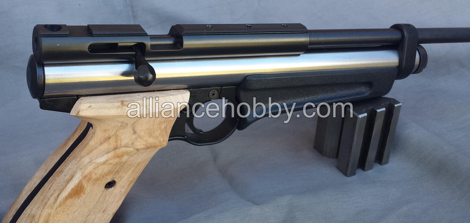 "New Crosman .177 caliber 24/"" rifled barrel for 2240 2250 2300 Backpacker others"
